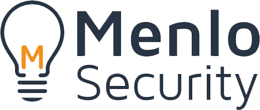 Menlo Security company's logo