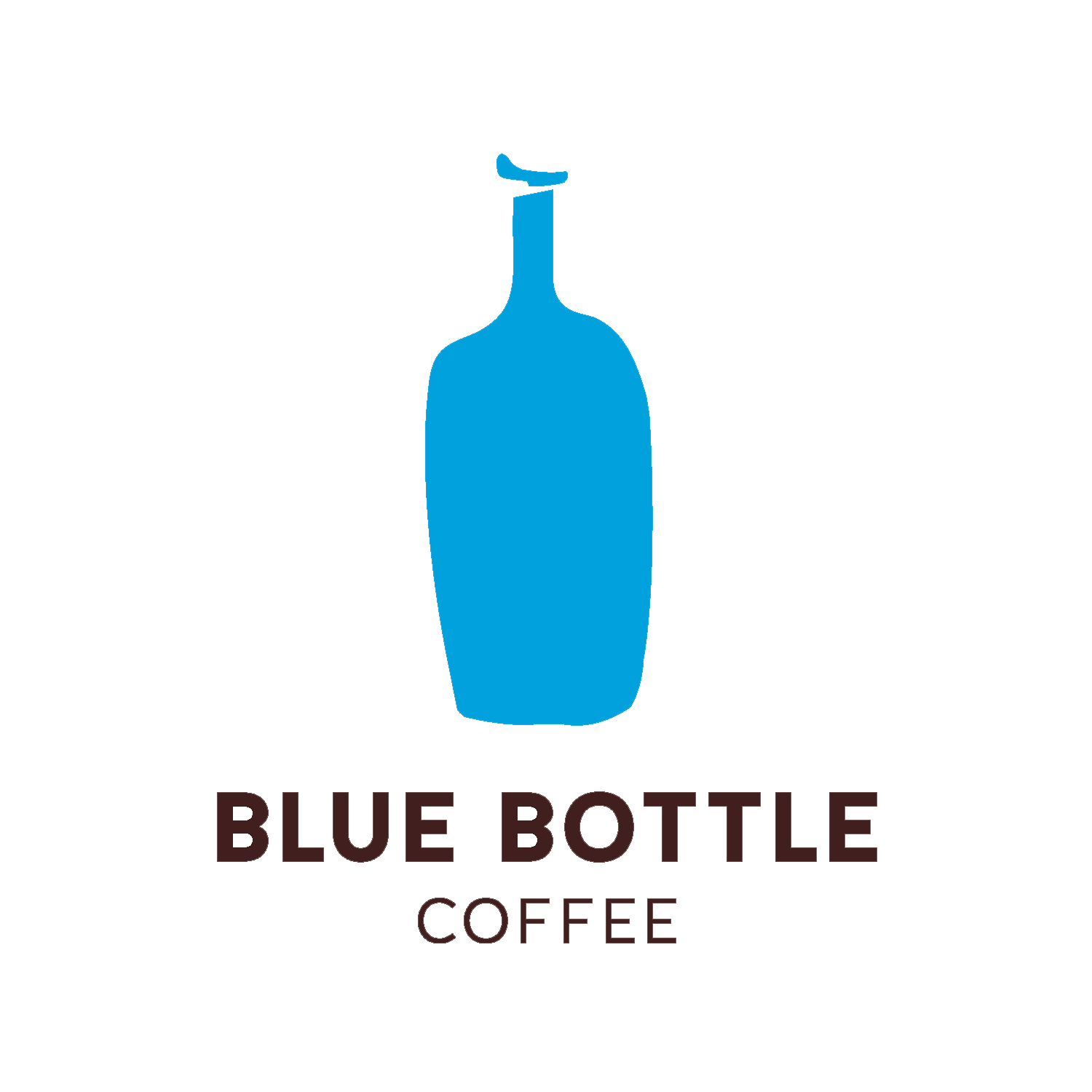 Blue Bottle Coffee company's logo