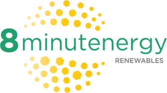 8minutenergy Renewables company's logo
