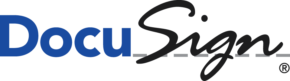 DocuSign company's logo