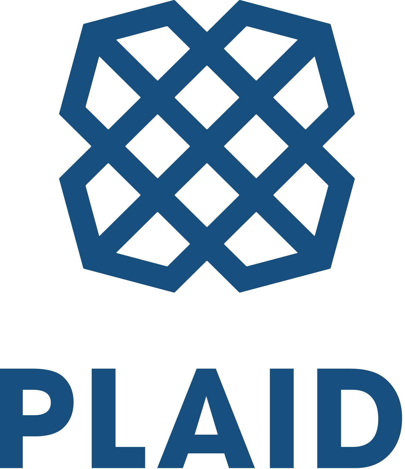 Plaid company's logo
