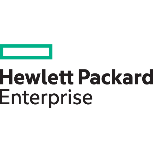 Hewlett Packard Enterprise company's logo