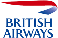 British Airways company's logo