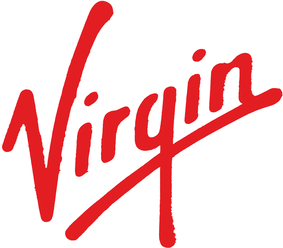 Virgin company's logo