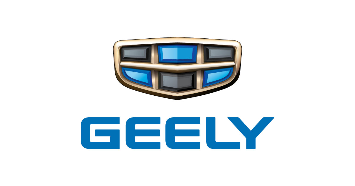 Geely Auto Group company's logo
