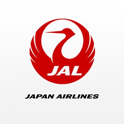 Japan Airlines (JAL) company's logo
