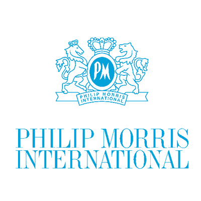 Philip Morris International company's logo