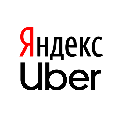 Uber Technologies and Yandex Joint Venture company's logo